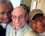 Keith Williams, Jerry Gowen and Phil Morrison.