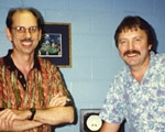 Jerry Gowen and Tony Phipps