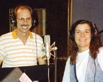 Jerry Gowen and Tricia Walker
