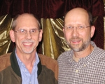 Jerry Gowen and Jeff Taylor
